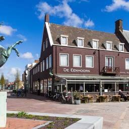 Werken bij Hotel Restaurant De Eenhoorn